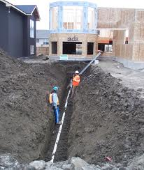 Installing and Repairing Sewer Pipelines