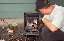 Using a Sewer inspection Camera after a Sewer Drain Cleaning