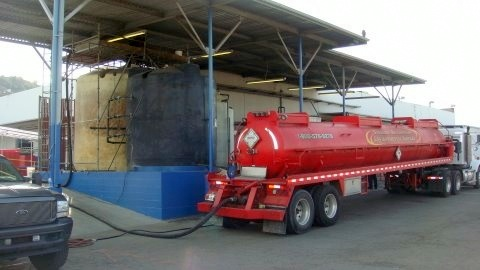 Industrial Cleaning Application