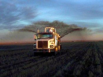Oilfield Land Spreading