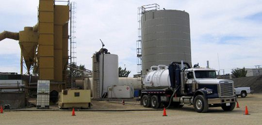 Vacuum Truck in the Petroleum Industry