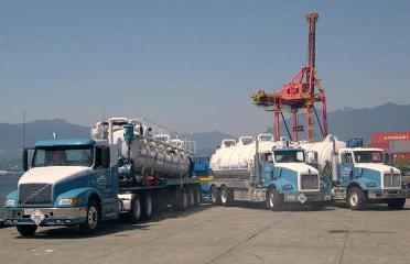 Ports & Harbors Serviced by Vacuum Trucks