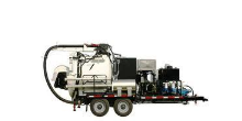 Combination Jetter Vacuum Cleaner